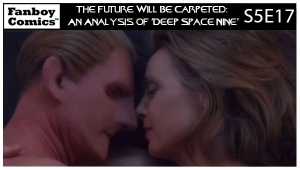 The Future Will Be Carpeted: An Analysis of 'Deep Space Nine (S5E17)'
