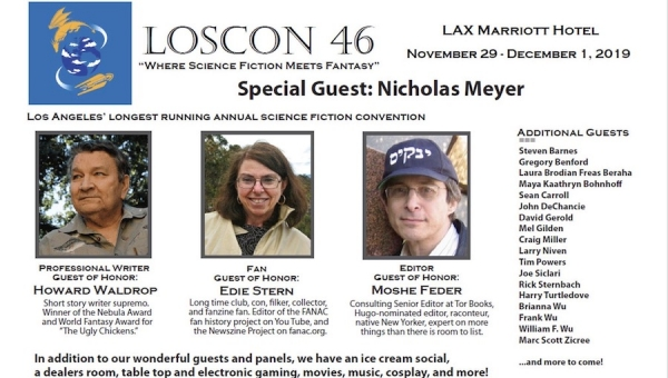 Fanbase Press' Barbra Dillon to Join Programming for Loscon 2019, with a Focus on Comics, Building a Fanbase, and More