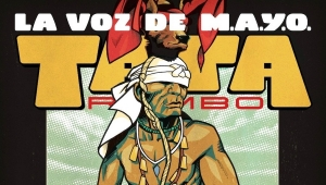 #CrowdfundingFridays: 'La Voz De M.A.Y.O. Tata Rambo #3,' 'The Space Heists of Vyvy and Qwerty #3,' and 'Purgatory Pub (Book 3)'