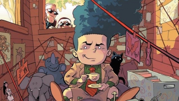 'Dirk Gently: A Spoon Too Short #5' - Comic Book Review